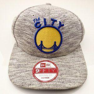 Golden State Warriors New Era 9FIFTY Hat
